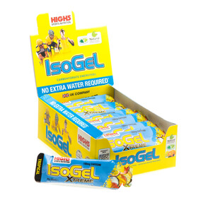High5 IsoGel X'tream Sportvoeding met basisprijs Tropical 25 x 60ml